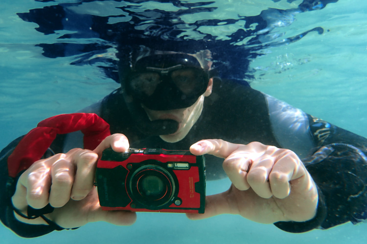 Olympus Launches Tough TG-6 Waterproof Compact Camera