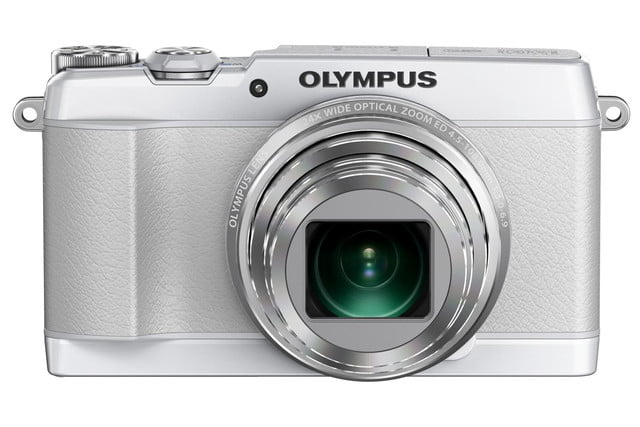 olympus stylus sh 1 is first compact camera with 5 axis stabilization wht front