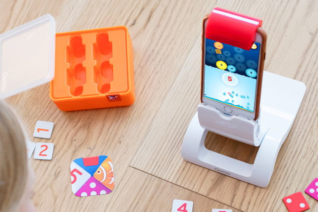 Osmo iphone base numbers game