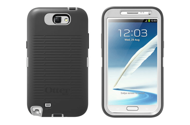 best galaxy note 2 cases otterbox defender series case