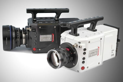 New Phantom Flex4K-GS can Switch Between Rolling and Global