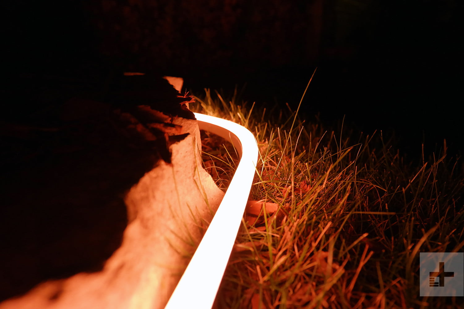 quality design 3a2ba fc7b6 Philips Hue White and Color Ambiance Outdoor Light Strip 2m/7ft