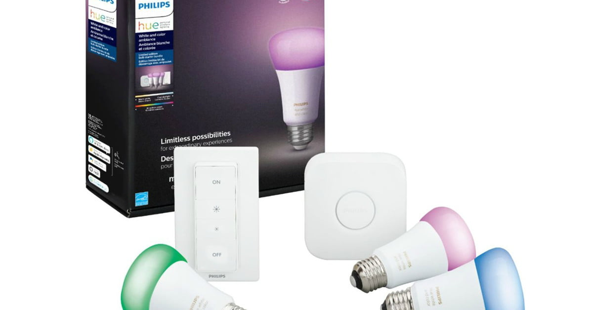 Philips Hue Smart Bulbs Bug May Compromise Home Networks   Digital Trends