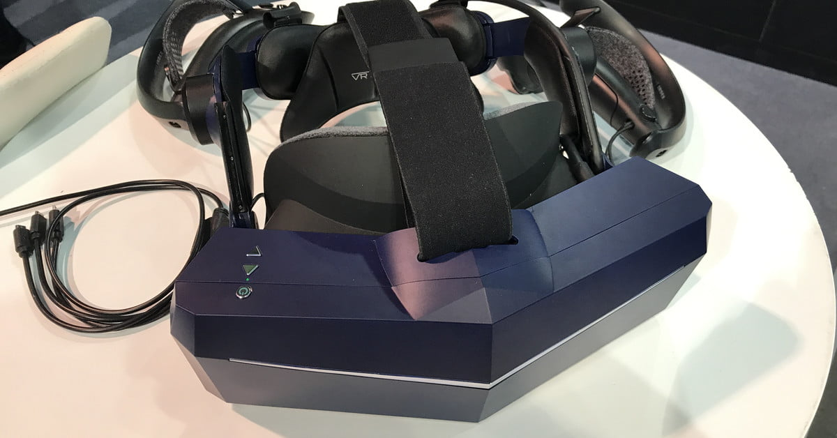 Pimax 8K X Hands-On Review: The Anticipated 8K VR Headset Is Finally Here