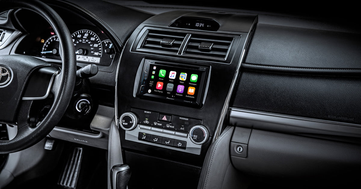 Any car can rock Android Auto or CarPlay with Pioneer's