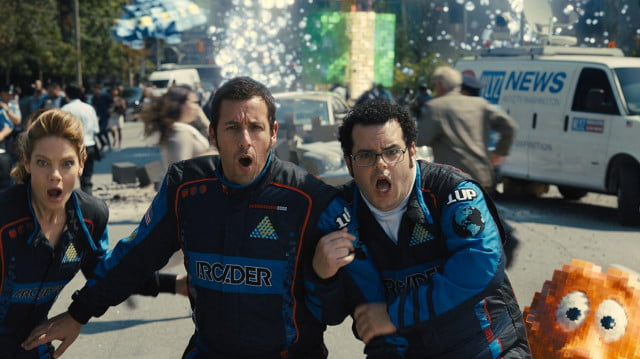 pixels review movie 7