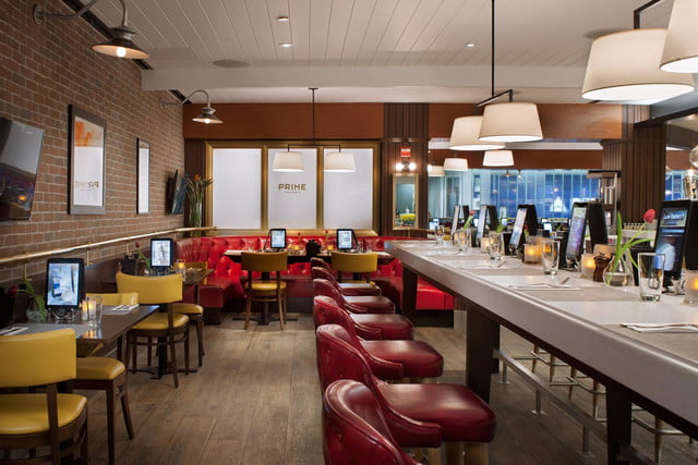 ipads are replacing waiters in airport restaurants prime tavern 2
