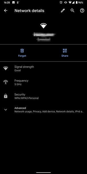 android 10 tips and tricks qr code wifi 3
