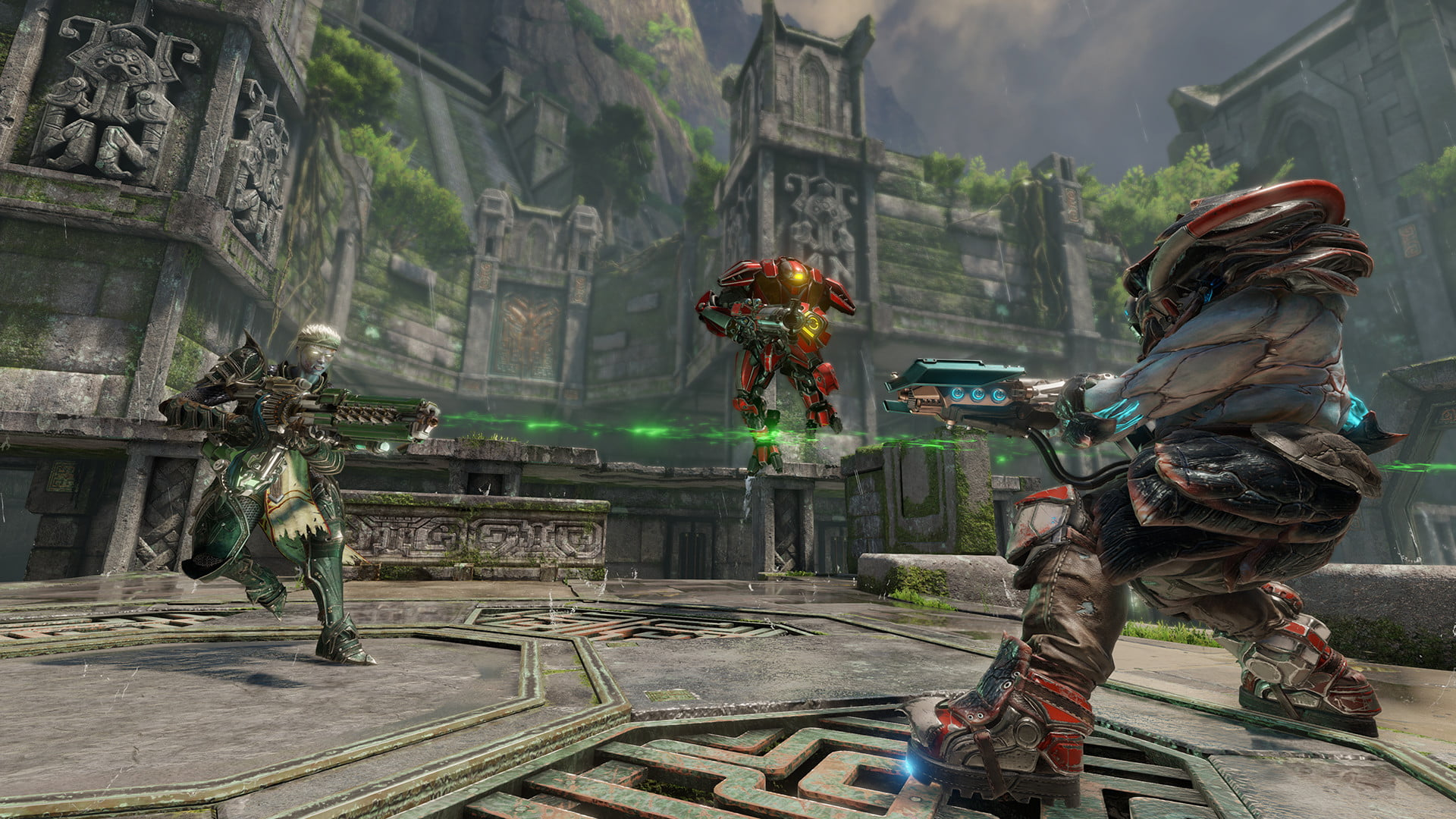 Strap Yourself In For 'Quake Champions' Gameplay Trailer