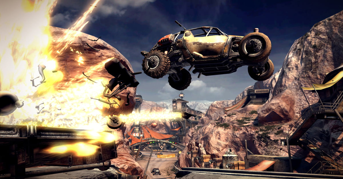 To understand 'Rage 2,' we took another look at the original