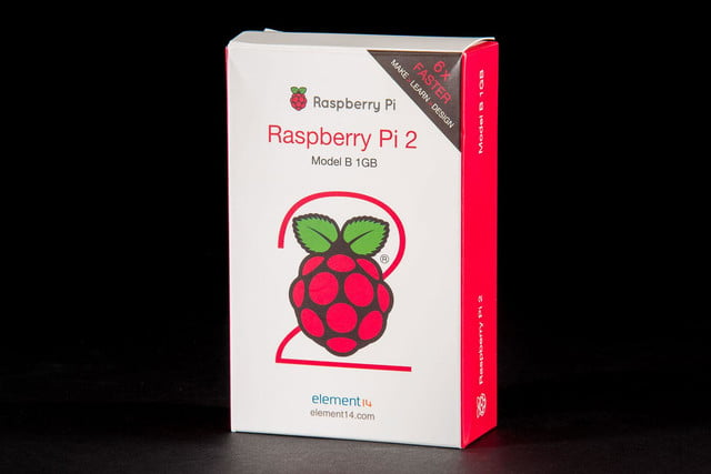 Raspberry Pi 2 mini PC