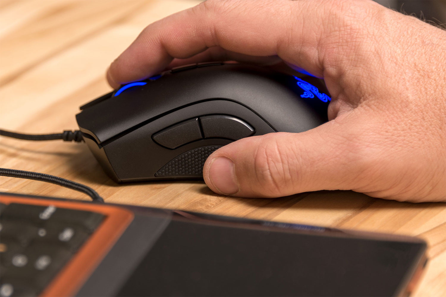 The Razer DeathAdder Elite is one of the best gaming mice, and it's only $25 now