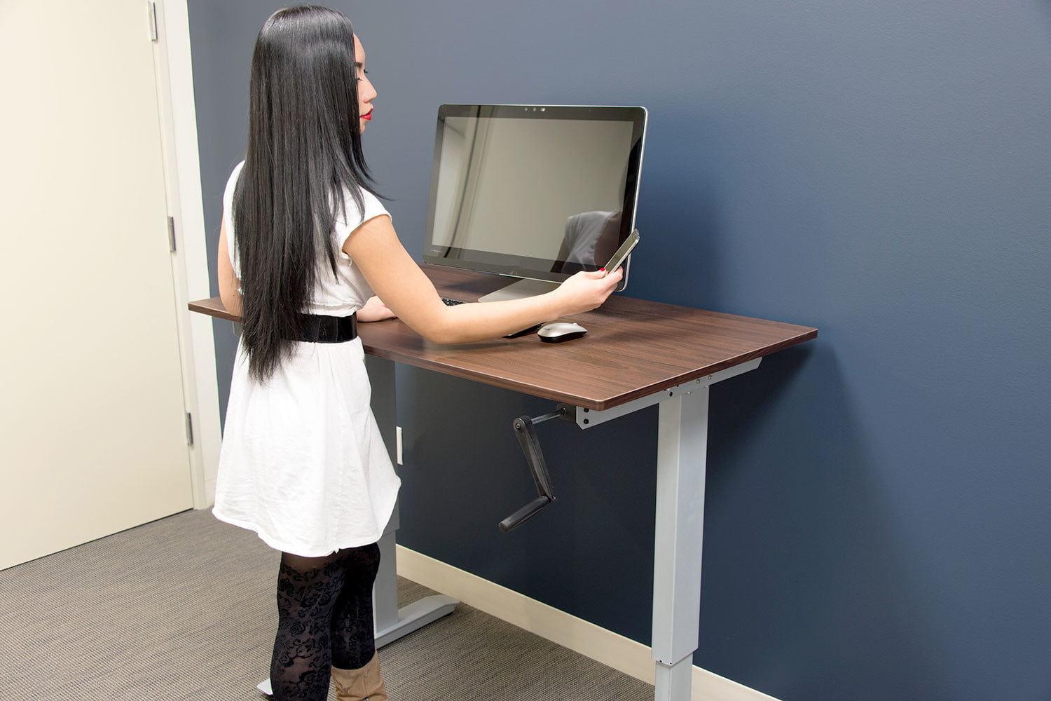 Rebel Up 2000 Standing Desk Review | Digital Trends