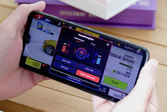 nubia red magic 5g review game performance