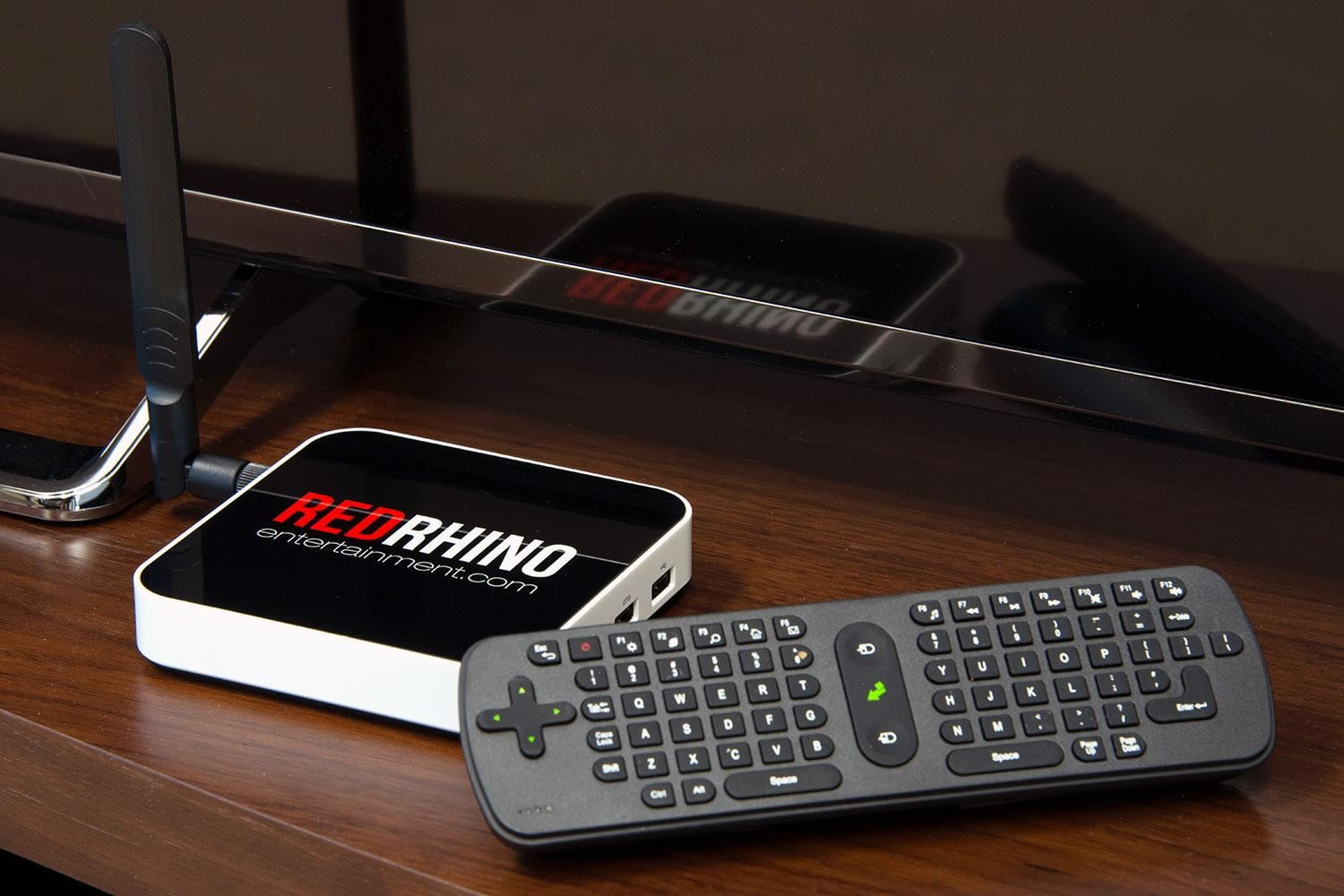 Red Rhino Entertainment Rhino Box review | Digital Trends