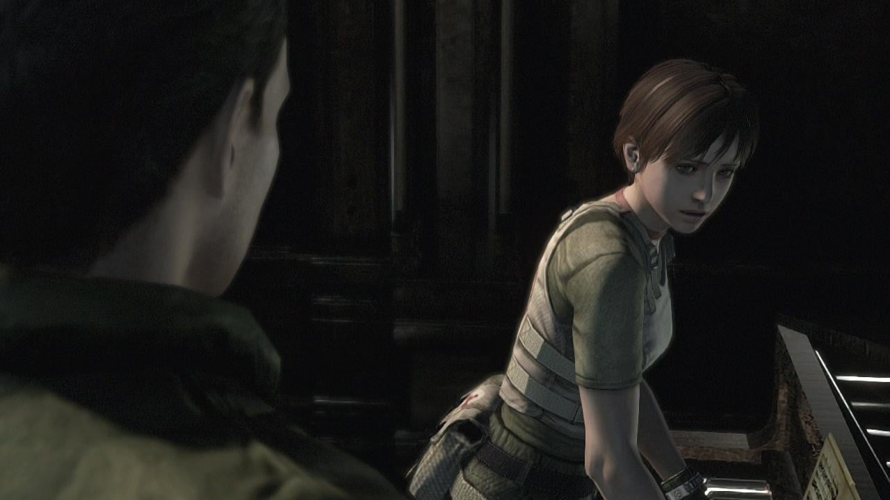 Resident Evil HD Remaster Review   Digital Trends
