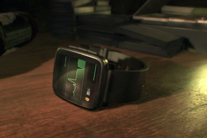 Developer Creates Pebble Watch Face Based on the Smartwatch