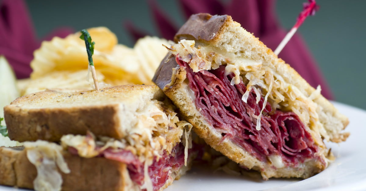 A New York Deli Is Now Serving Plant-Based Corned Beef Sandwiches | Digital Trends