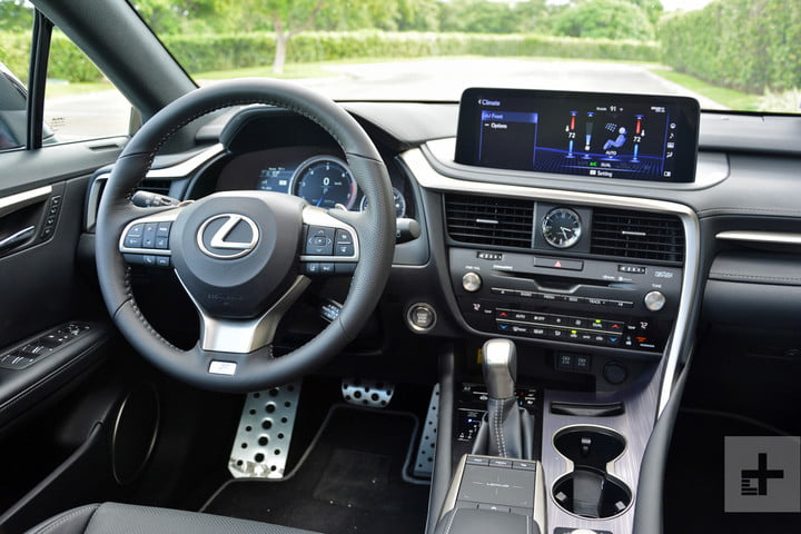 the evolution of car infotainment systems rg 2020 lexus rx 350 17