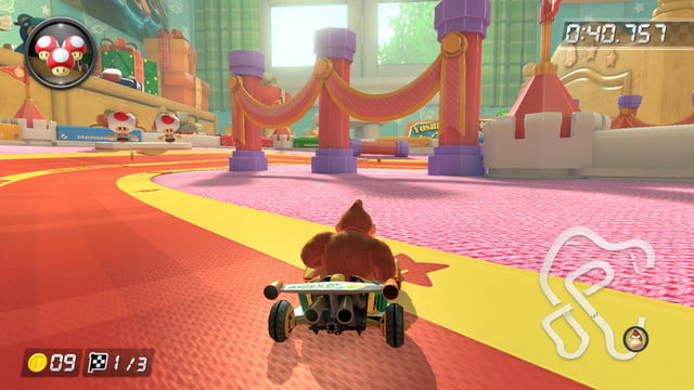 mario kart 8 shortcuts ribbon road 3