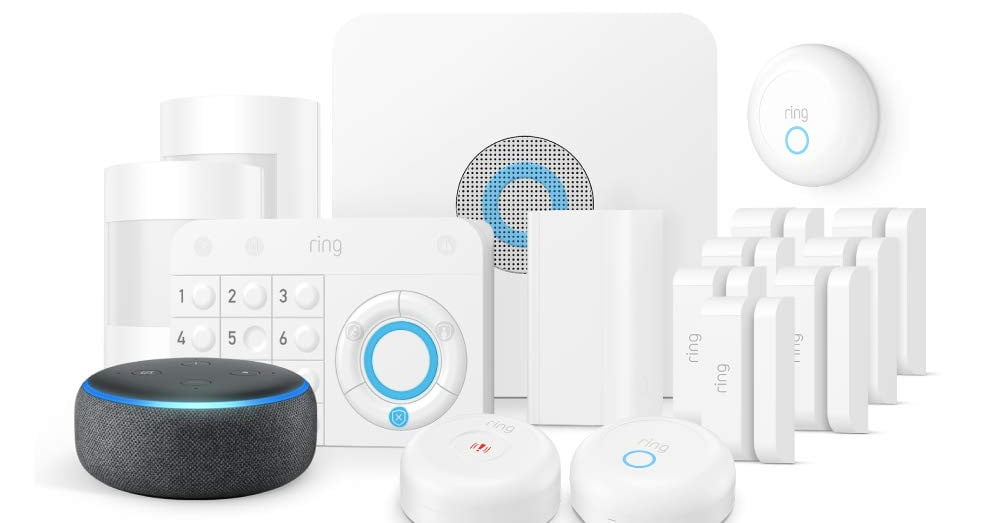 Amazon Smashes Prices of Ring Alarm Kits by 40% with a Free Echo Dot | Digital Trends
