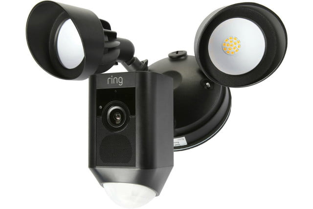 Ring Floodlight Cam Motion-Activated Outdoor Security Camera