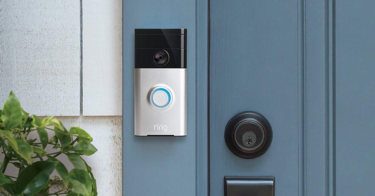 Amazon Slashes Ring Video Doorbell Prices and Adds a Free