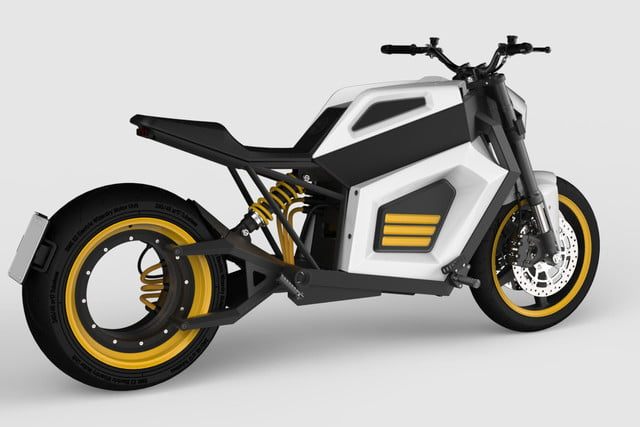 RMK's E2 Hubless Electric Motorcycle Gets Closer to Launch