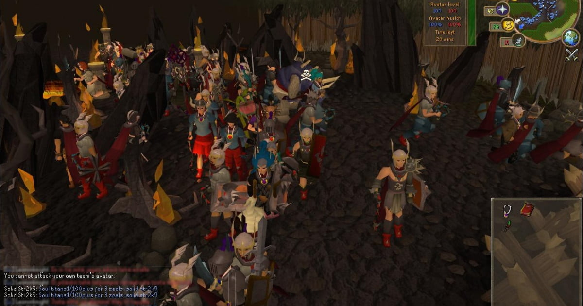 Happy 12th Birthday to Runescape! A dozen years later, the