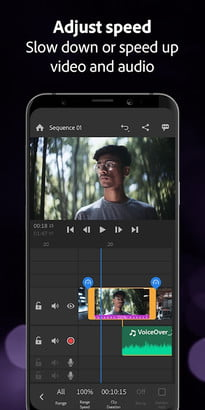 best video editing apps rush1