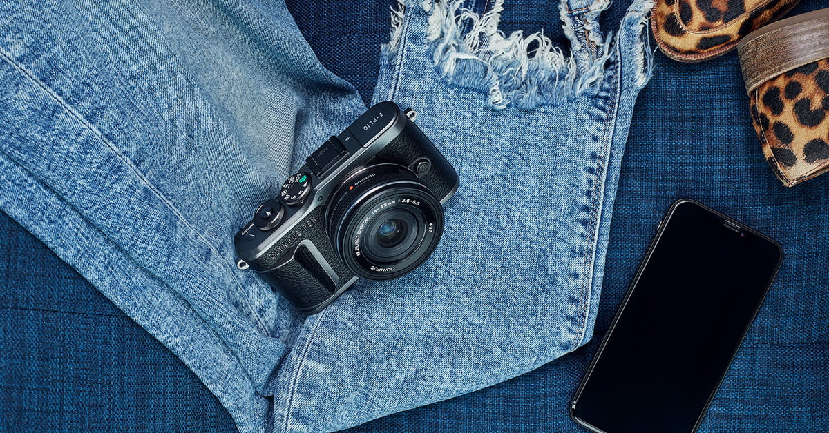 The Olympus PEN E-PL10 is a Stylish Beginner's Camera | Digital Trends