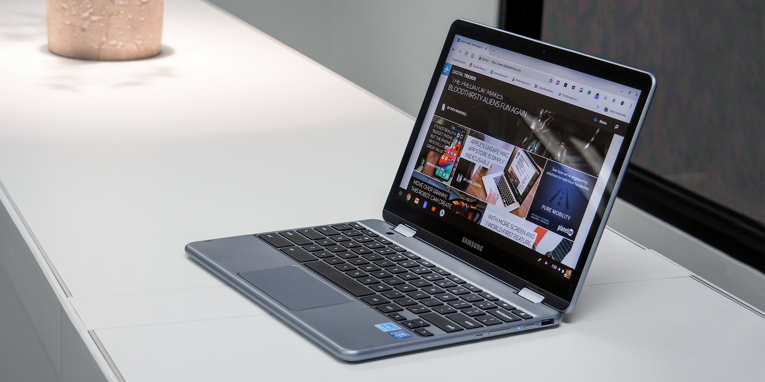 Samsung Chromebook Plus V2 Review | Digital Trends