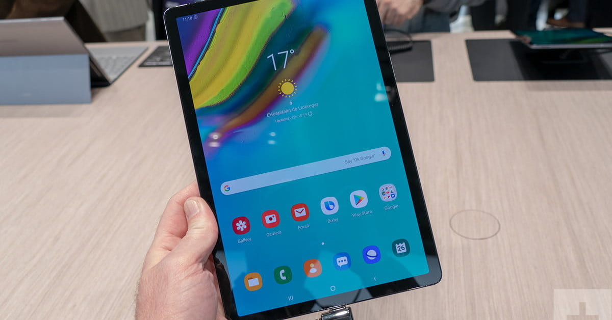 Amazon drops irresistible deals on these Samsung Galaxy Tab A and S5e tablets