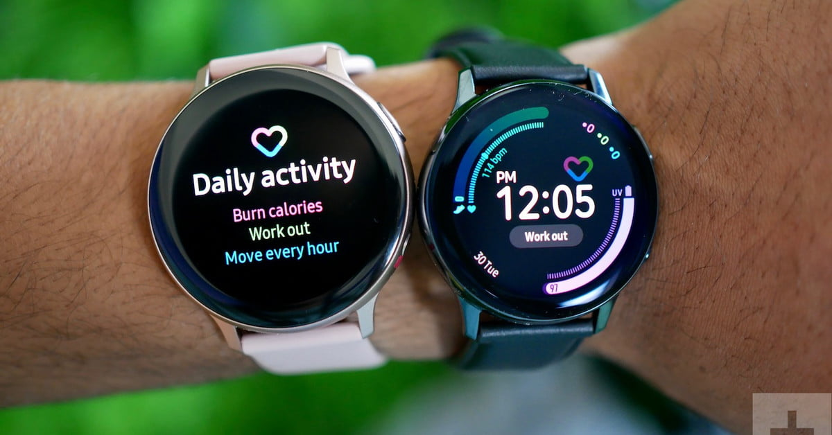 Samsung Galaxy Watch Active 2 News Price Specs Release Date Digital Trends