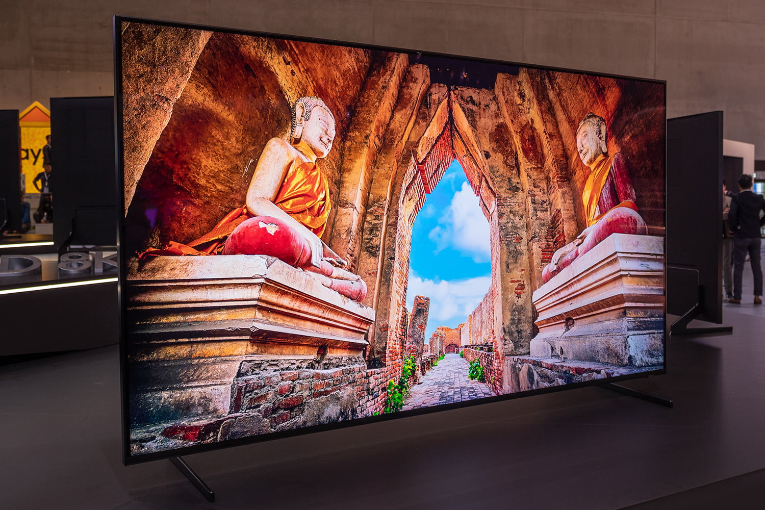 Samsung's quantum OLED plans could mean better, cheaper OLED TVs for all