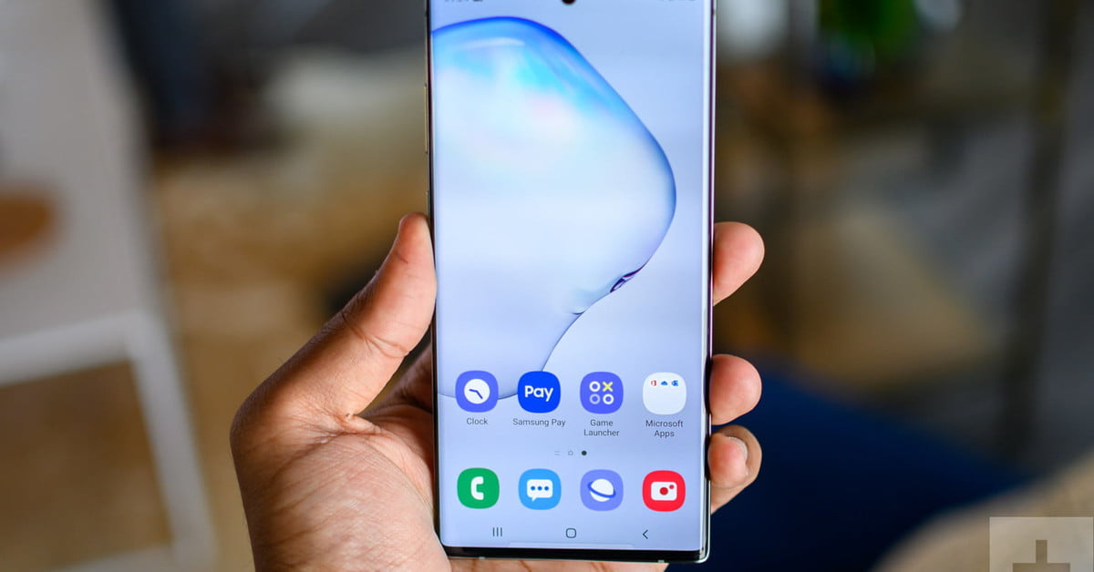 Here's Where You Can Buy the new Samsung Galaxy Note 10   Digital Trends