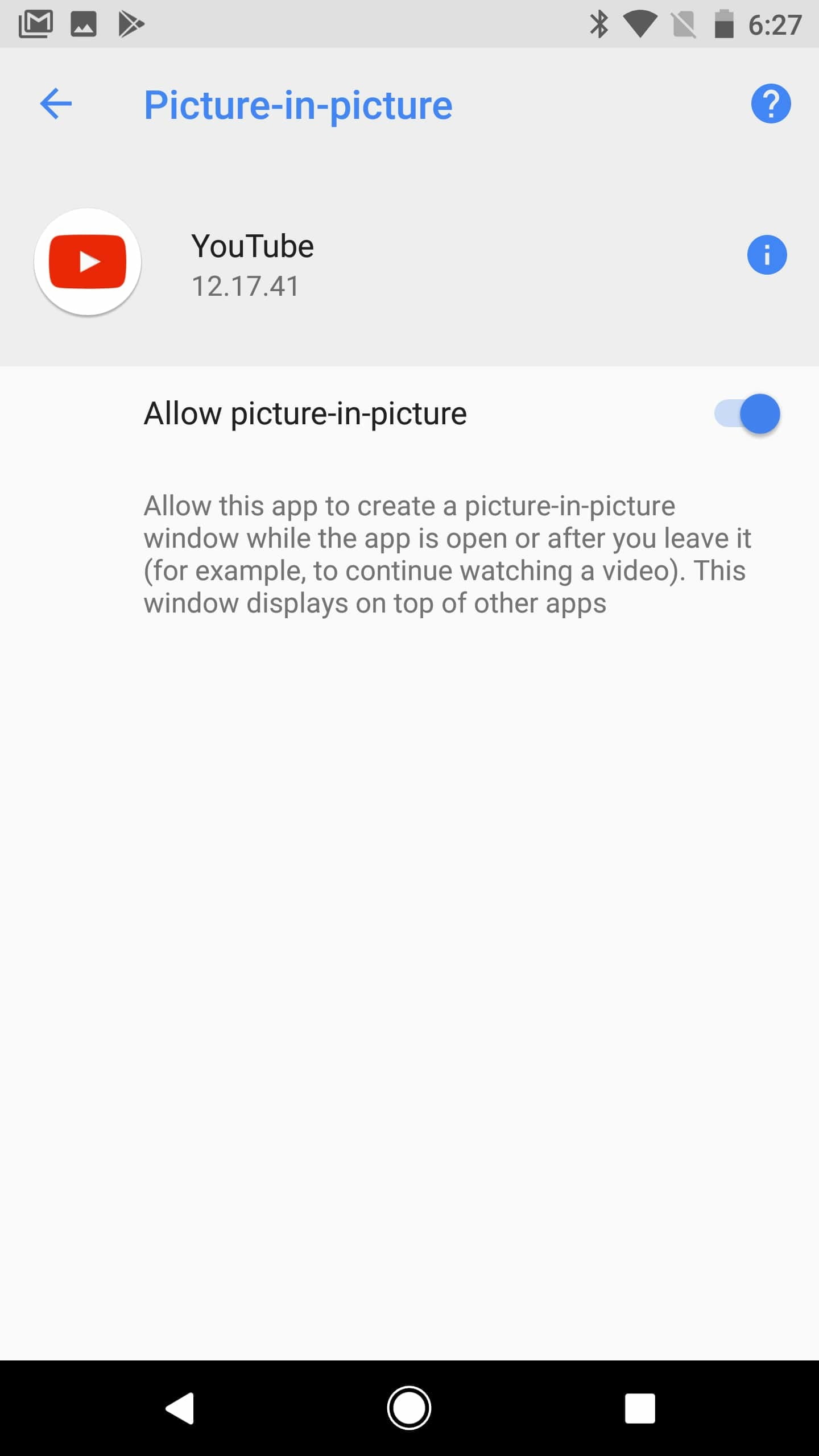 How to use Picture-in-Picture Mode in Android 8 0 Oreo
