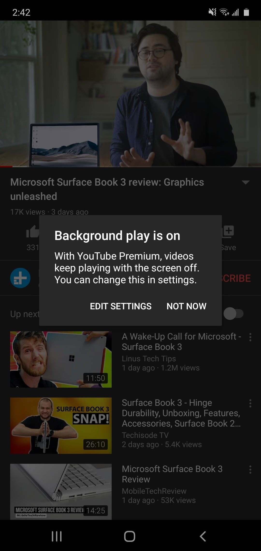 How To Play Youtube In The Background On Android And Ios Digital Trends