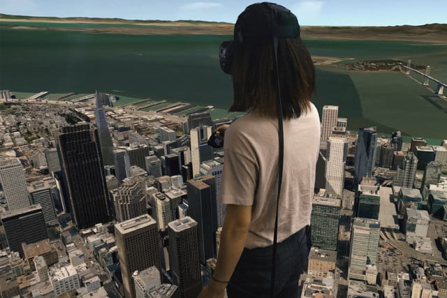 cityvr virtual reality cityscapes screenshot 6