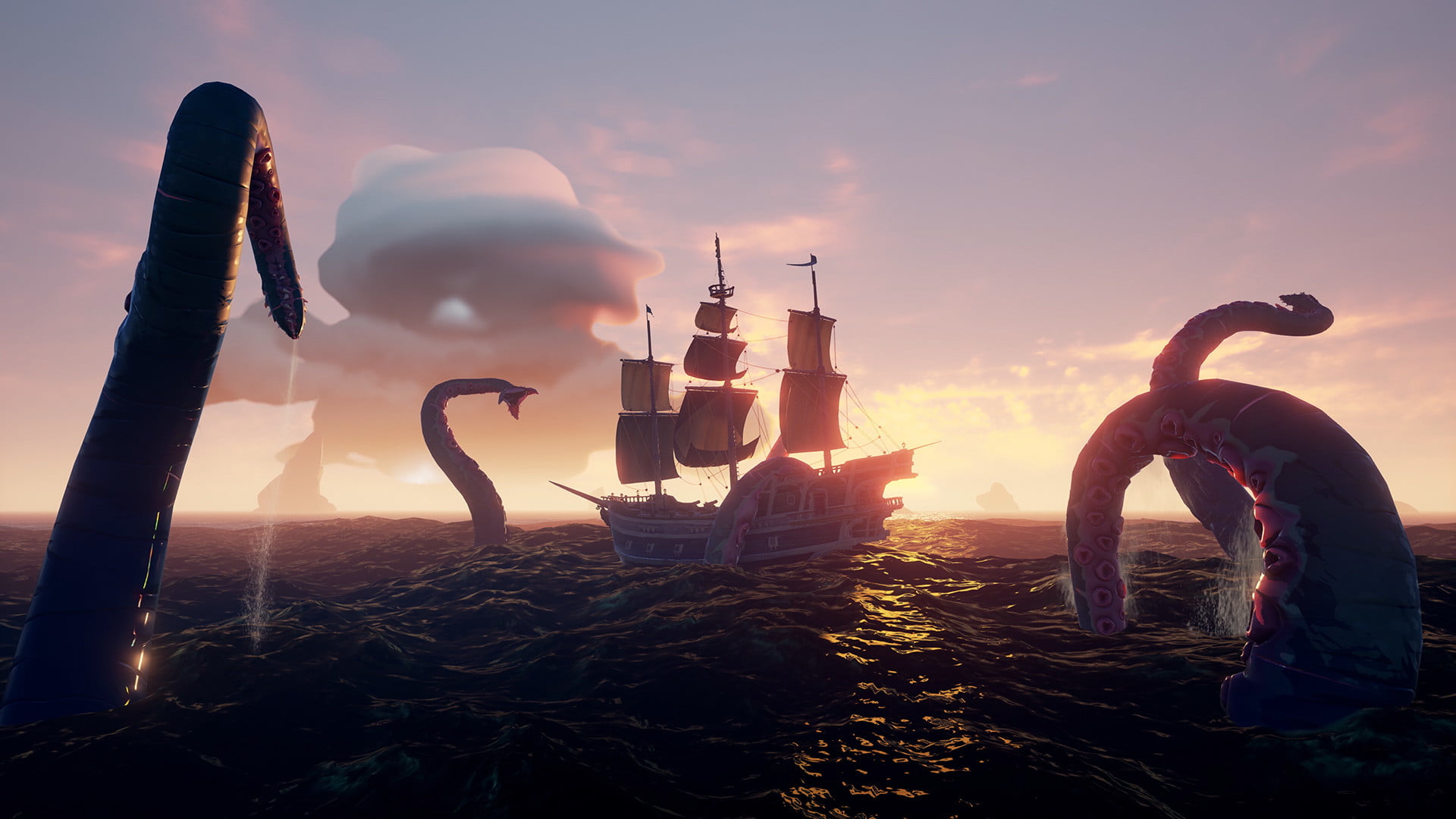Sea Of Thieves Review Friendly Fun On The High Seas Digital Trends