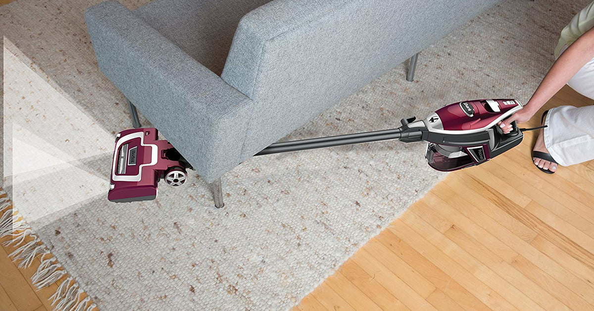 Amazon has the Shark Rocket DeluxePro TruePet vacuum on sale for $80 less