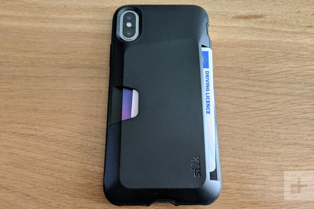 Silk Wallet case for iPhone XS
