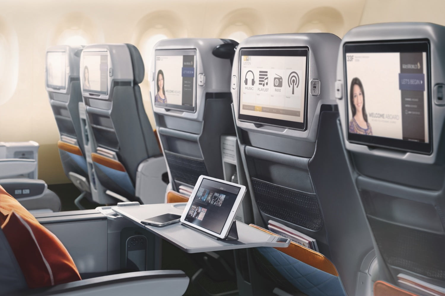 9 premium economy classes: Stretch your legs and your dollar