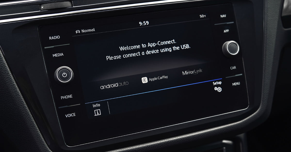 Volkswagen Adds Siri to Control Car-Net Connected Cars