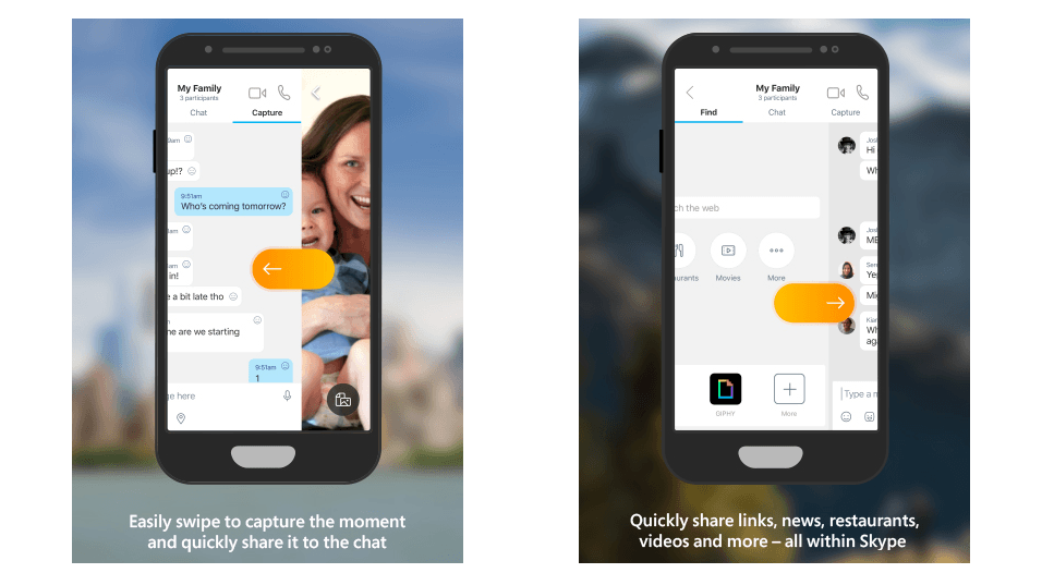 Skype's Four New Features Offer Extra Ways To Express