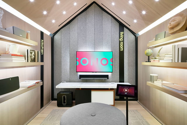 sonos retail store nyc sound listening room 1