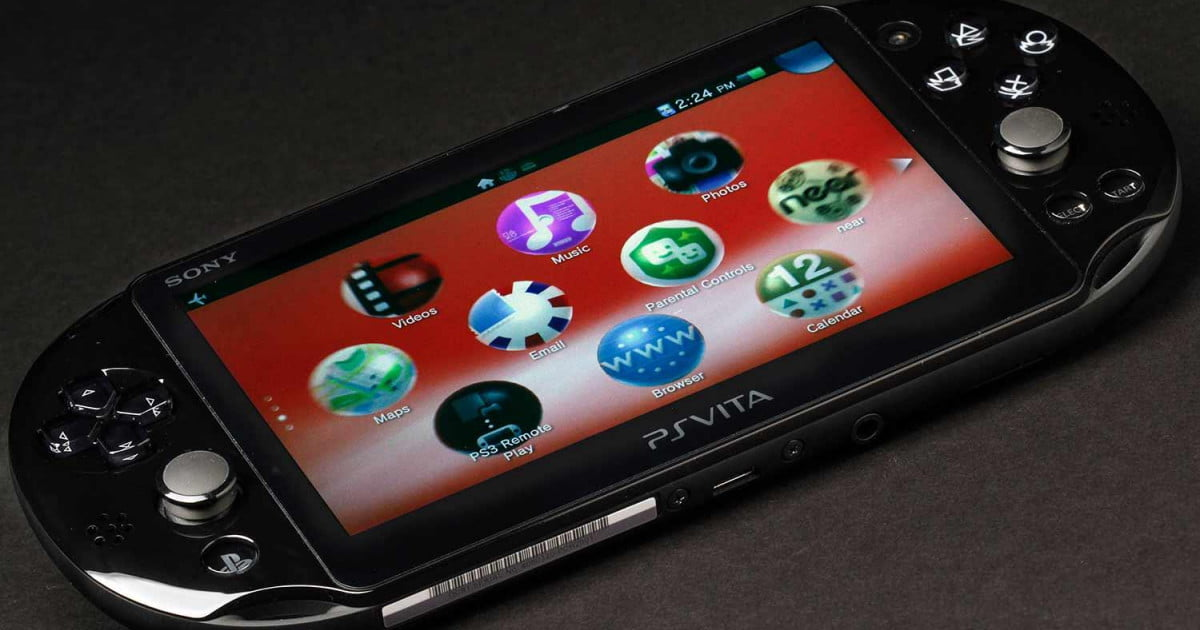 PlayStation Vita Production Ends 7 Years After Launch