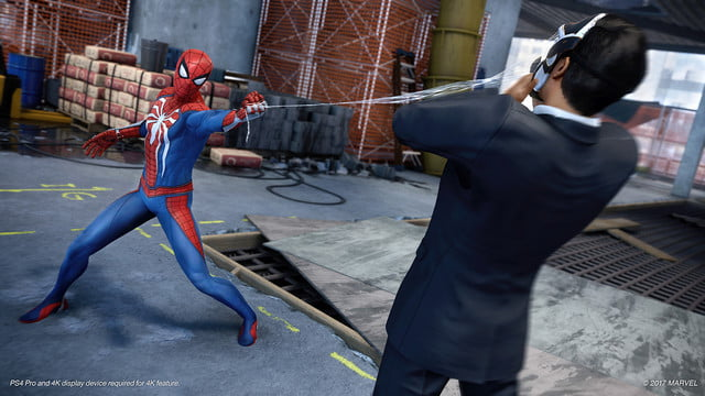 spider man ps4 e3 2017 preview 3