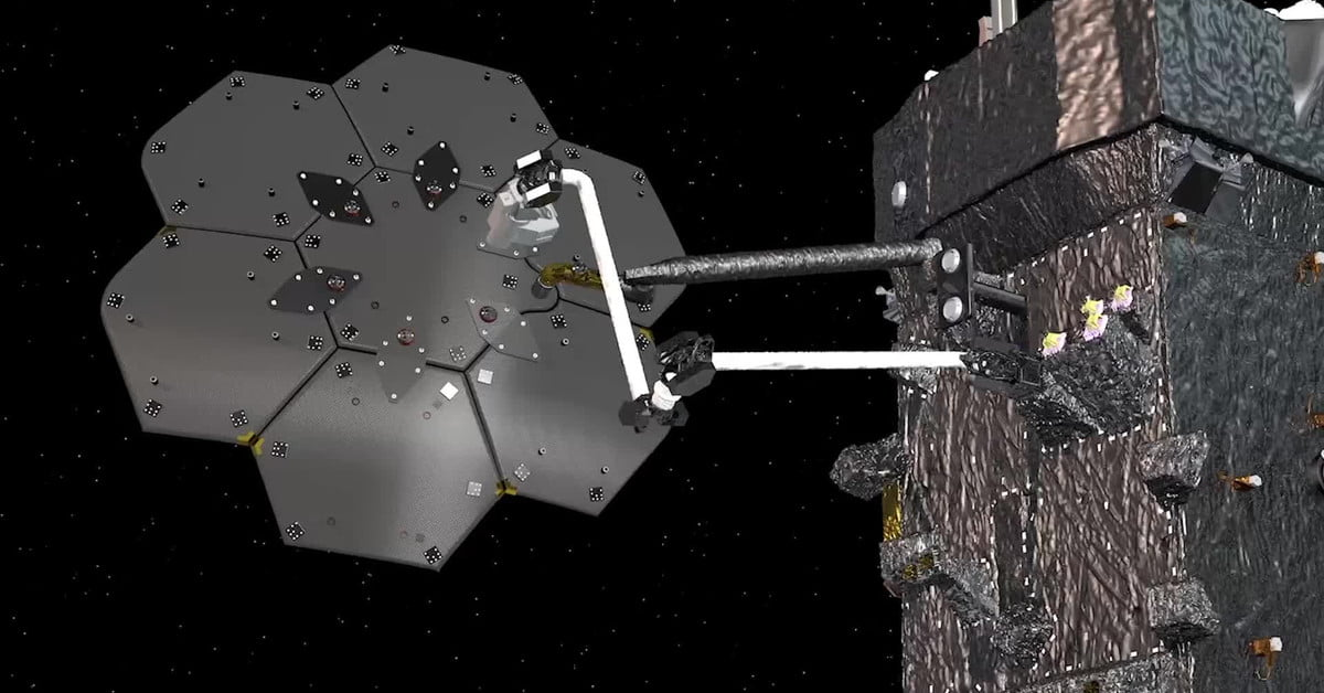 NASA wants to manufacture spacecraft parts in low-Earth orbit - Digital Trends