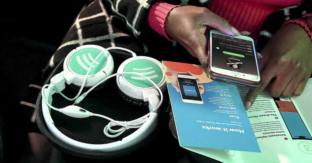 Spotify Subscribers May Have Been Hacked to Stream Fake